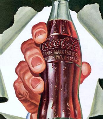 Mad Men Art GOODS Coca-Cola