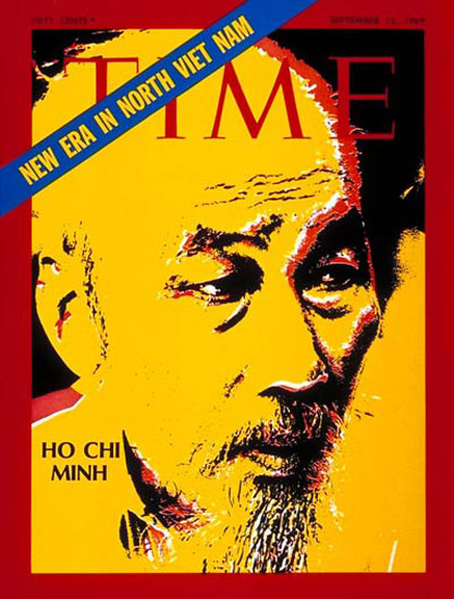 1969-09 Ho Chi Minh Copyright Time Magazine | Time Magazine Covers 1923-1970