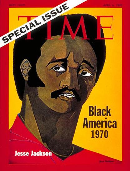 1970-04 Jesse Jackson Copyright Time Magazine | Time Magazine Covers 1923-1970