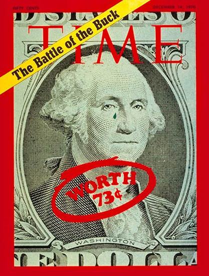 1970-12 US Inflation Copyright Time Magazine | Time Magazine Covers 1923-1970