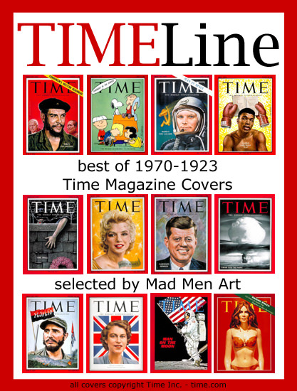 1970-14 Time Magazine Best Of TIME Line | Time Magazine Covers 1923-1970