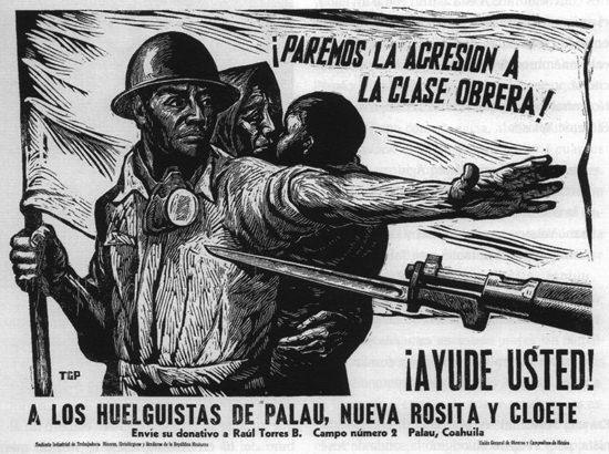 A Yude Usted Peremos Agresion A Clase Obrera | Vintage War Propaganda Posters 1891-1970