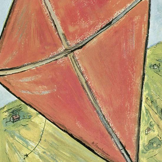 Abe Birnbaum The New Yorker 1950_05_27 Copyright crop | Best of Vintage Cover Art 1900-1970