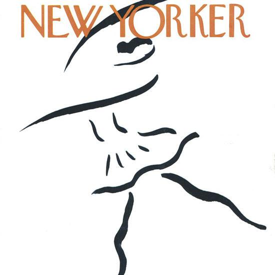 Abe Birnbaum The New Yorker 1964_11_07 Copyright crop | Best of Vintage Cover Art 1900-1970
