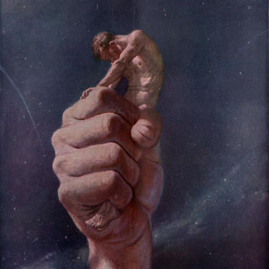 Anton Otto Fischer Life Humor Magazine 1912-10-10 Copyright crop   Best of Vintage Cover Art 1900-1970