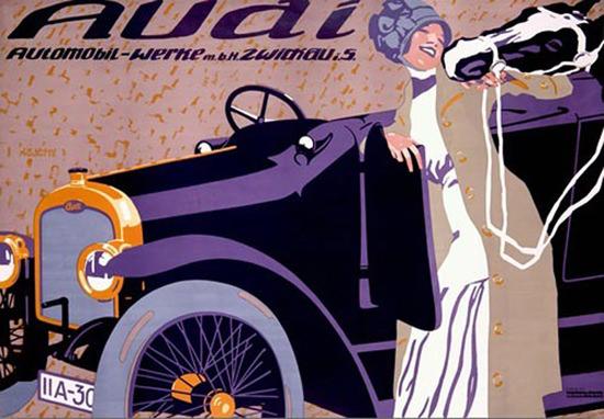 Audi Automobil-Werke Zwickau Automobile Witzel | Vintage Cars 1891-1970