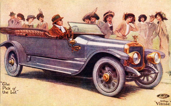 Austin 30 HP The Pick Of The Lot 1914 | Vintage Cars 1891-1970