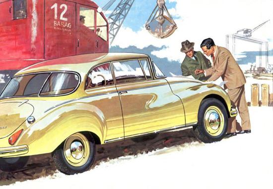 Auto Union 1000 1959 | Vintage Cars 1891-1970