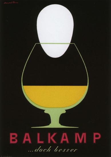 Balkamp Doch Besser Switzerland Schweiz   Vintage Ad and Cover Art 1891-1970