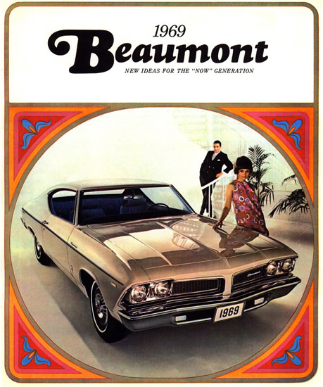 Beaumont 1969 GM General Motors | Vintage Cars 1891-1970