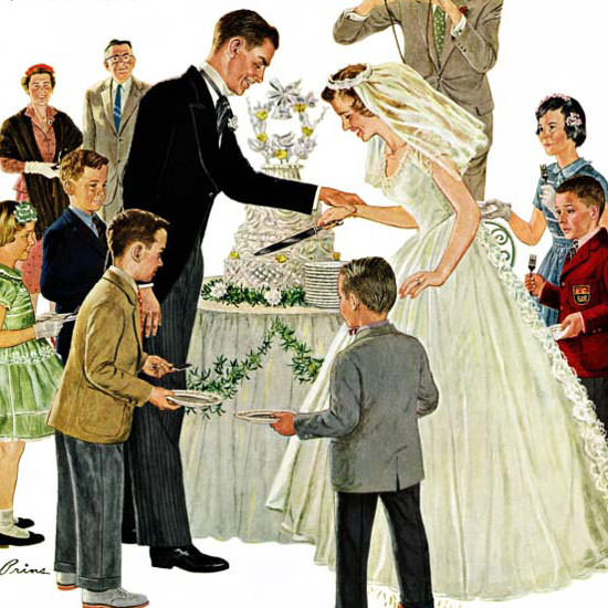 Ben Kimberly Prins Saturday Evening Post 1958_05_17 Copyright crop | Best of 1950s Ad and Cover Art