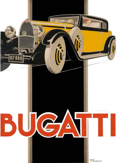 Bugatti 1930 | Vintage Cars 1891-1970