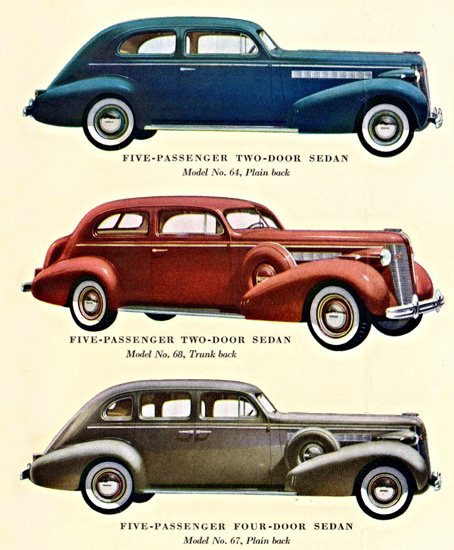 Buick Series Sixty Century 1937 B | Vintage Cars 1891-1970