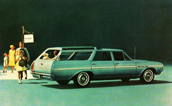 Buick Skylark Sport Wagon 1965 Antiques | Vintage Cars 1891-1970