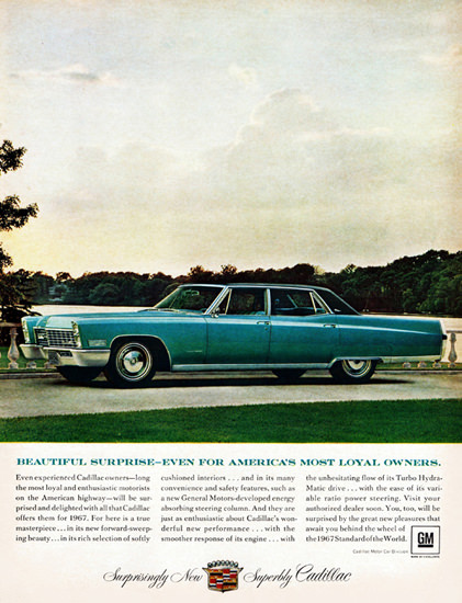 Cadillac Fleetwood Brougham 1967 Loyal | Vintage Cars 1891-1970