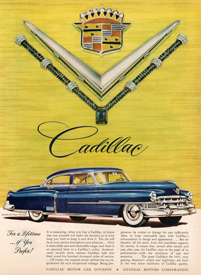 Cadillac Fleetwood Sixty Special 1951 Lifetime | Vintage Cars 1891-1970