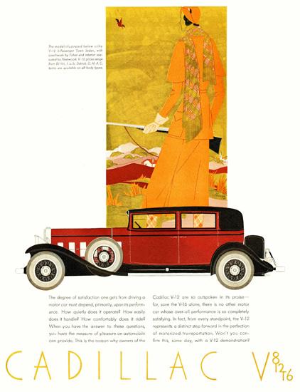 Cadillac V12 5 Passenger Town Sedan 1931 | Vintage Cars 1891-1970