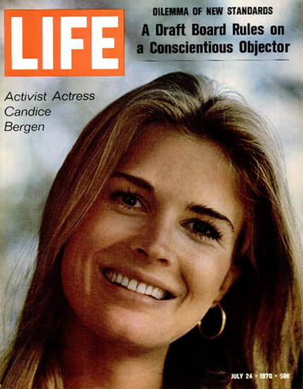 Candice Bergen in Soldier Blue 24 Jul 1970 Copyright Life Magazine   Life Magazine Color Photo Covers 1937-1970