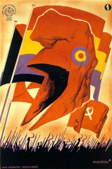 Carteles La Guerra | Vintage War Propaganda Posters 1891-1970
