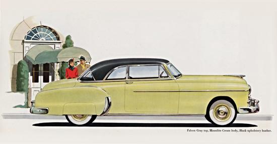 Chevrolet Bel Air 1950 Moonlite Body | Vintage Cars 1891-1970