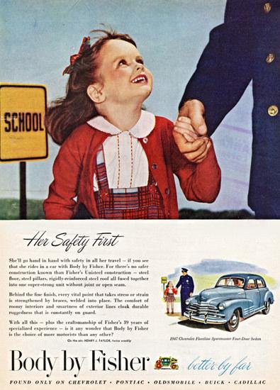 Chevrolet Fleetline Sportmaster 1947 Fisher Body   Vintage Cars 1891-1970