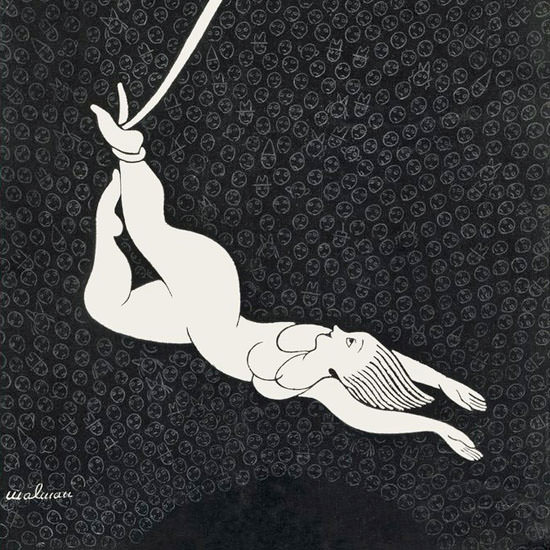 Christina Malman The New Yorker 1938_04_23 Copyright crop | Best of 1930s Ad and Cover Art