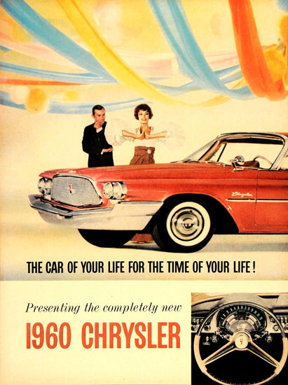 Chrysler 1960 | Vintage Cars 1891-1970