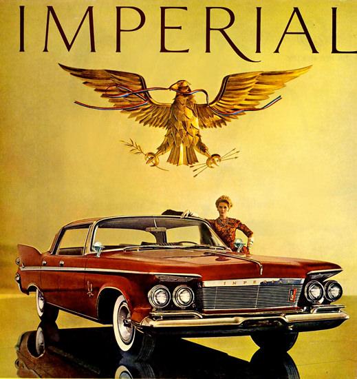 Chrysler Imperial Red | Vintage Cars 1891-1970