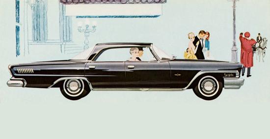 Chrysler New Yorker Hardtop 1962   Vintage Cars 1891-1970