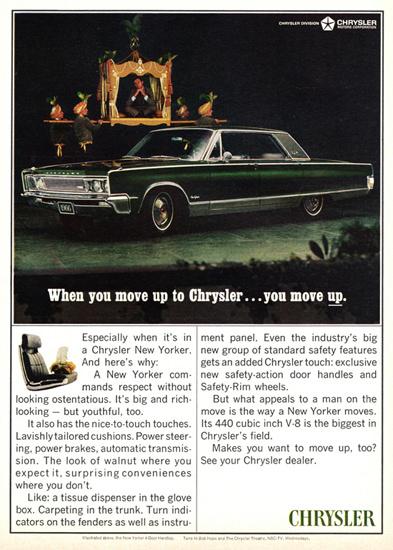 Chrysler New Yorker Hardtop 1966 Palanquin | Vintage Cars 1891-1970