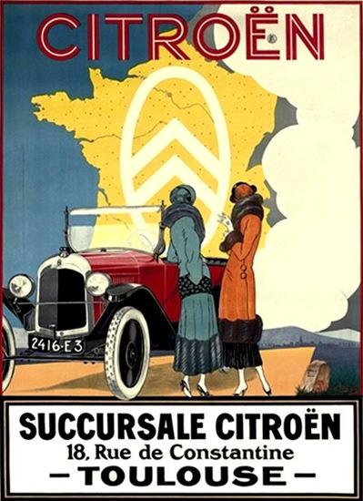 Citroen 1924 Toulouse | Vintage Cars 1891-1970