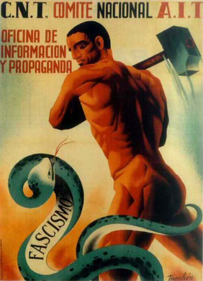 Comite Nacional Oficina Informacion Propaganda | Vintage War Propaganda Posters 1891-1970