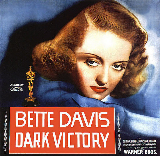 Dark Victory Bette Davis Movie 1939 | Sex Appeal Vintage Ads and Covers 1891-1970