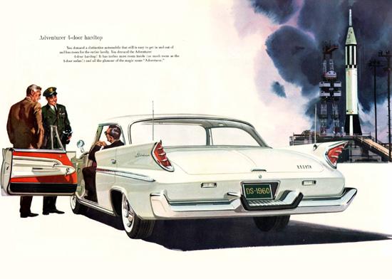 DeSoto 1960 Adventurer Rocket | Vintage Cars 1891-1970