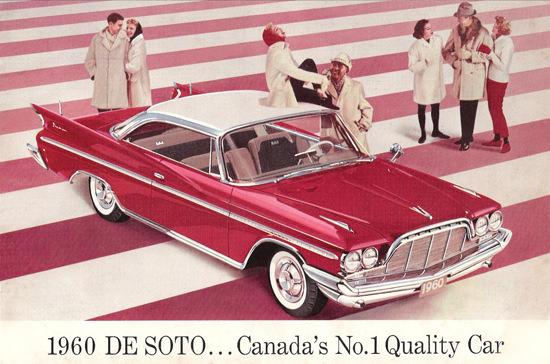 DeSoto Canada 1960 | Vintage Cars 1891-1970