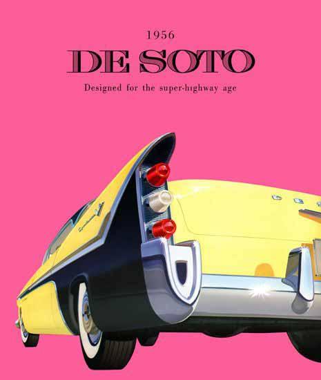 DeSoto Fireflite 1965 Ad | Vintage Cars 1891-1970