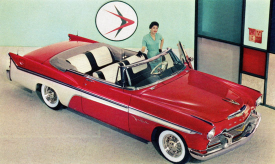 DeSoto Fireflite Convertible 1956 B | Vintage Cars 1891-1970