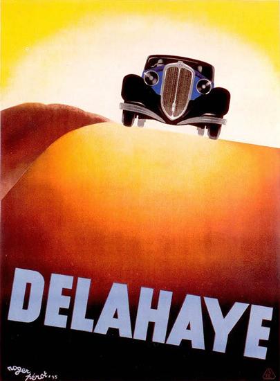 Delahaye 1935 | Vintage Cars 1891-1970