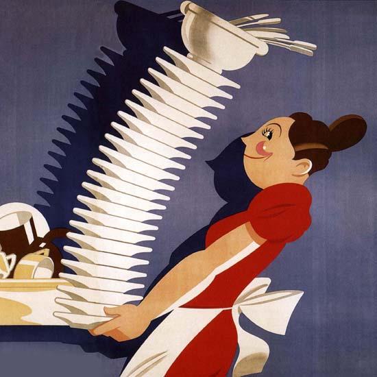 Detail Of Bulex Chauffe-Eau Belgium Boiler Water Heater | Best of Vintage Ad Art 1891-1970