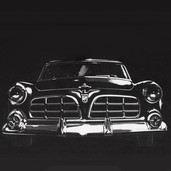 Detail Of Imperial Crown Details 1955 | Best of Vintage Ad Art 1891-1970