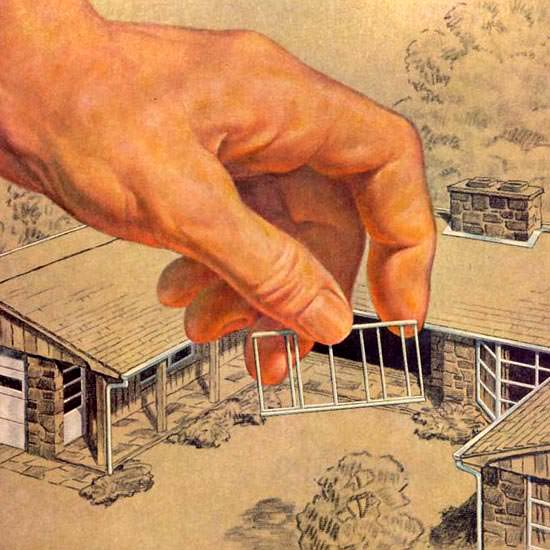 Detail Of Union Carbide Make A Dream Last 1962 Stainless | Best of Vintage Ad Art 1891-1970