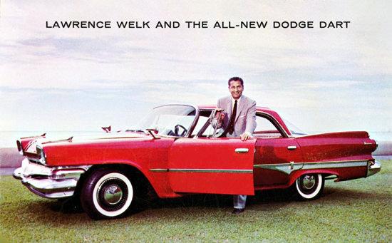 Dodge Dart Phoenix 1960 Lawrence Welk | Vintage Cars 1891-1970