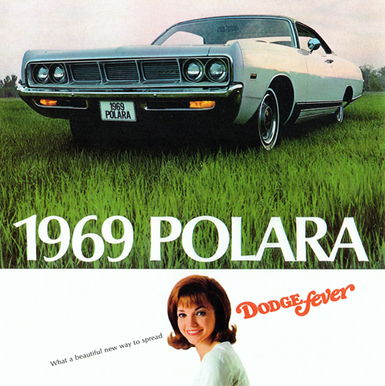 Dodge Polara 500 Hardtop 1969 Dodge Fever | Vintage Cars 1891-1970