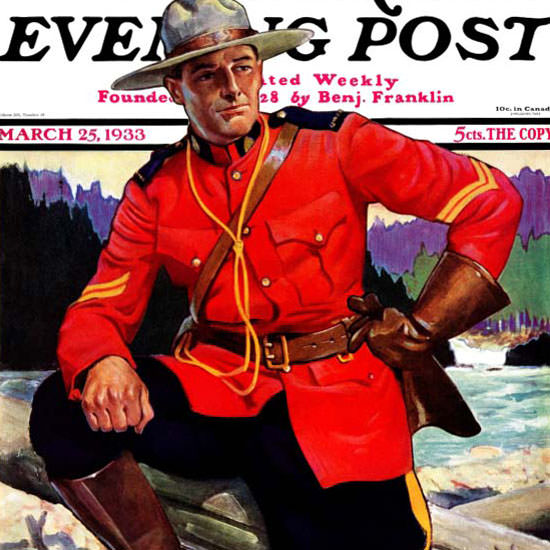 Edgar Franklin Wittmack Saturday Eve Post 1933_03_25 Copyright crop   Best of Vintage Cover Art 1900-1970