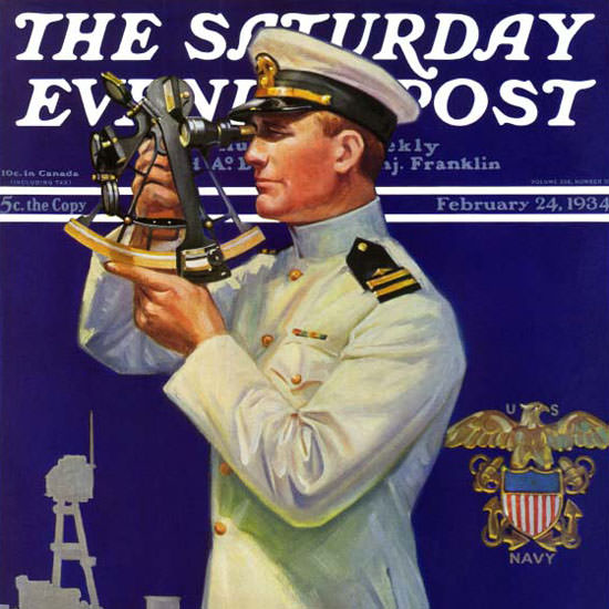 Edgar Franklin Wittmack Saturday Eve Post 1934_02_24 Copyright crop | Best of Vintage Cover Art 1900-1970