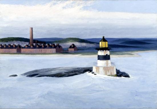 Edward Hopper Five AM 1937 | Edward Hopper Paintings, Aquarelles, Illustrations, Ads 1900-1966