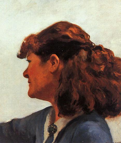Edward Hopper Jo Painting 1936 | Edward Hopper Paintings, Aquarelles, Illustrations, Ads 1900-1966