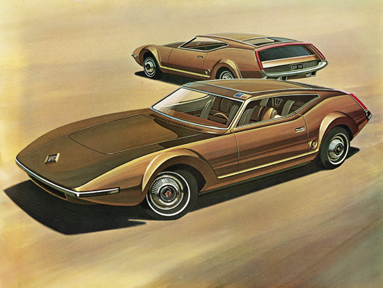 Explorer IV By Rohm Haas 1967 | Vintage Cars 1891-1970