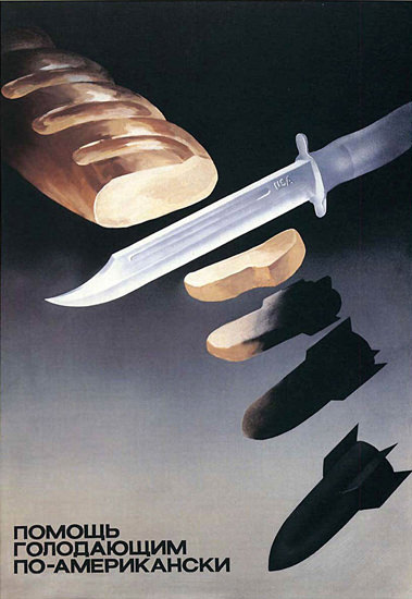 Famine Relief By Americans | Vintage War Propaganda Posters 1891-1970