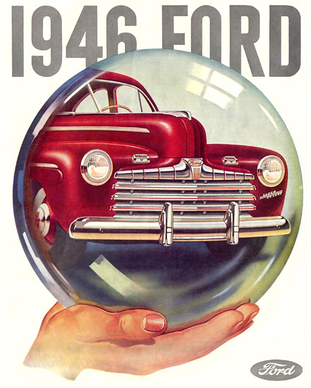 Ford 1946 Crystal Ball | Vintage Cars 1891-1970